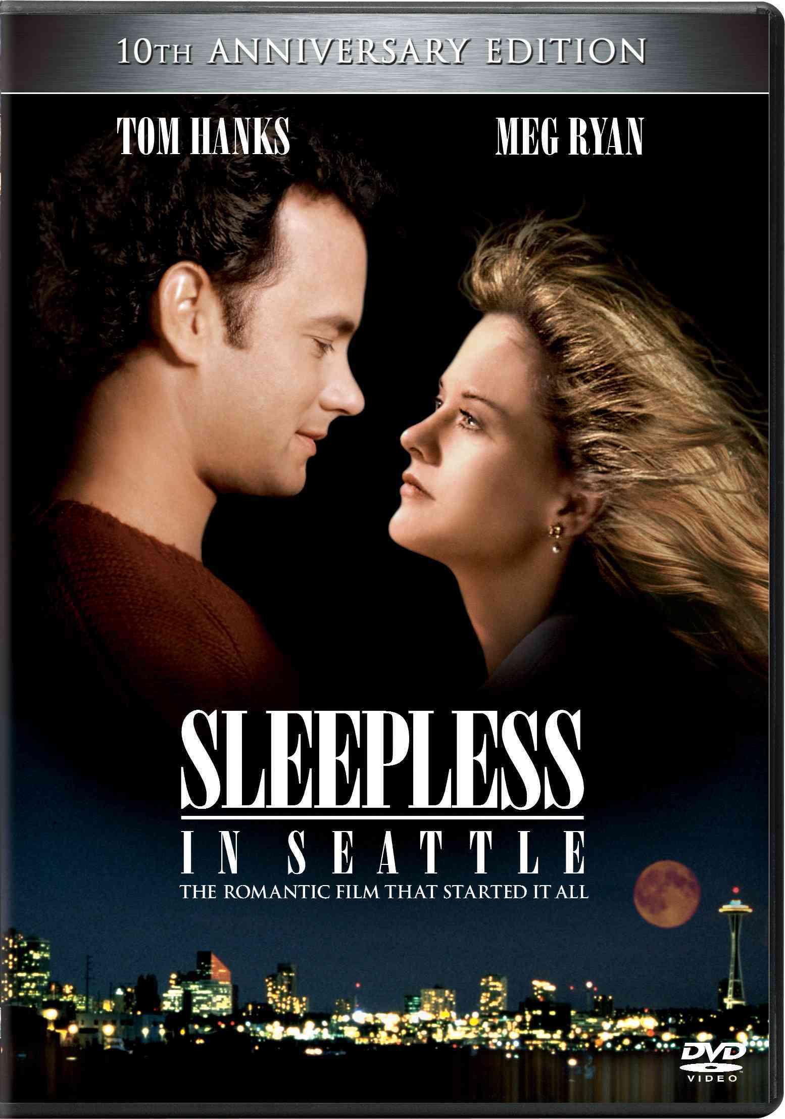 SLEEPLESS IN SEATTLE-10TH ANNIVERSARY BY HANKS,TOM (DVD)